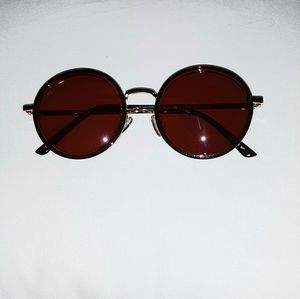 """Prive Revaux x Madelaine """"Street"""" Red Sunglasses"""
